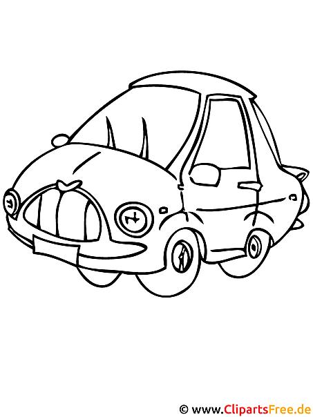 auto malvorlage gratis pkw  autos malvorlagen