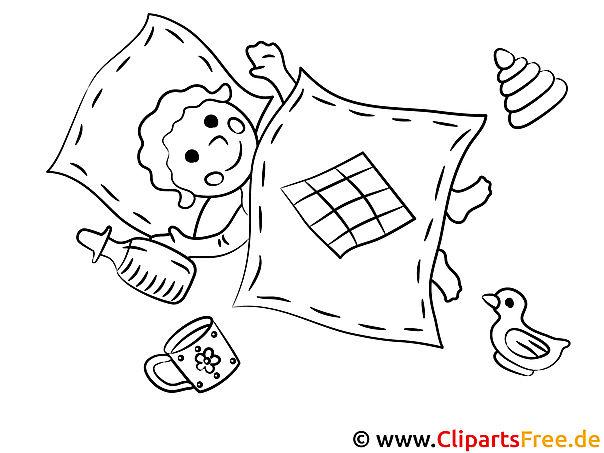 Bilder zum Ausdrucken zum Thema kleine Kinder