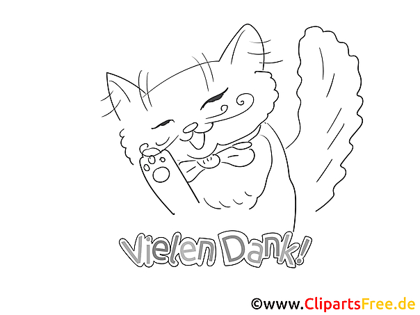 Katze Ausmalbilder kostenlos zum ausdrucken