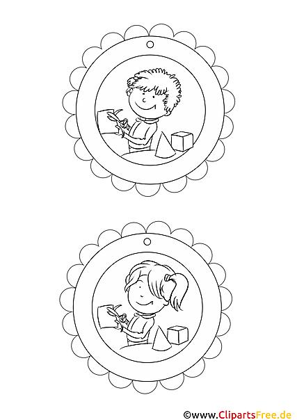 medaillen basteln für kindergeburtstag