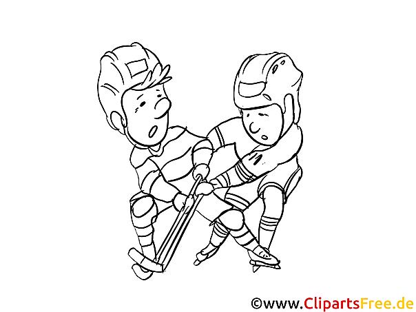 eishockey bilder zur weltmeisterschaft zum ausmalen und
