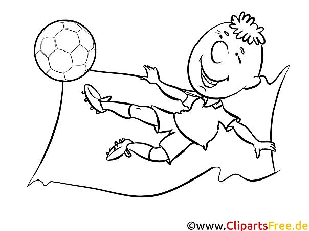 ball fußball ausmalbilder und malvorlagen zum ausmalen
