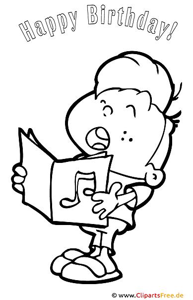 geburtstag malvorlage gratis als pdf