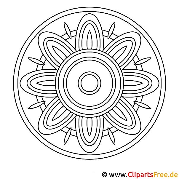 Sommer Mandala
