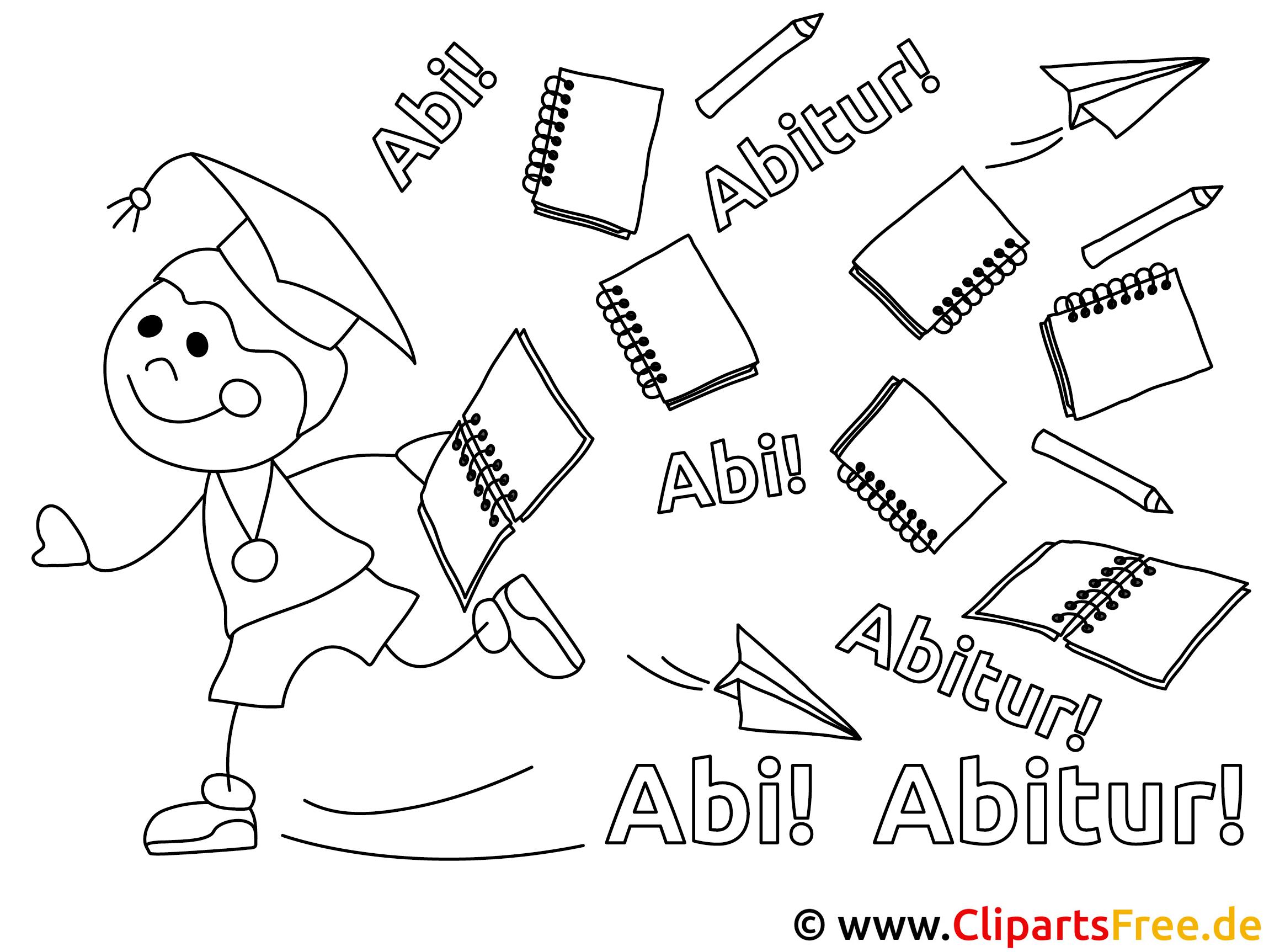 Abi Plakat Bilder - Schule Malvorlagen