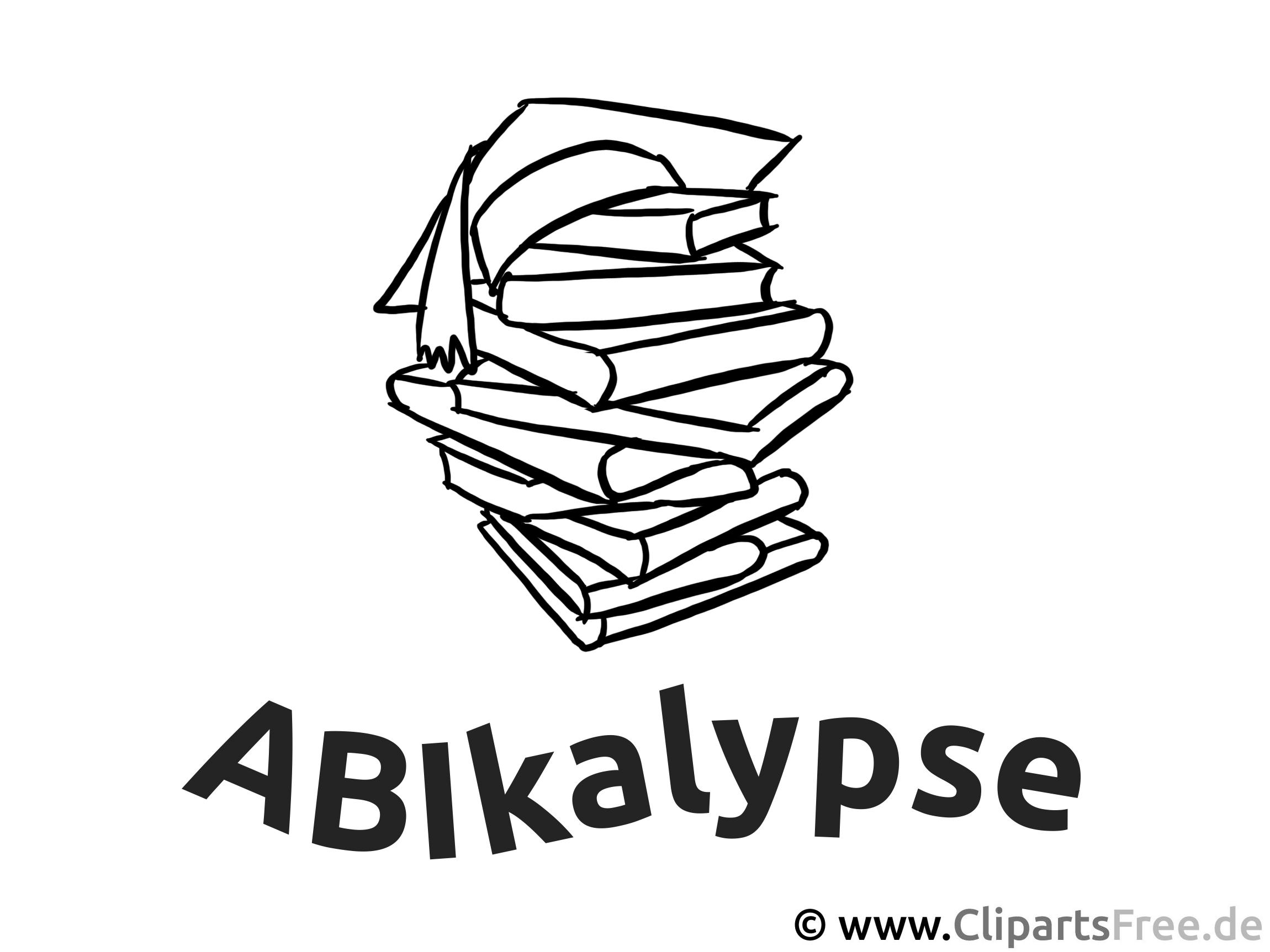 Bücher - Schule Malvorlagen