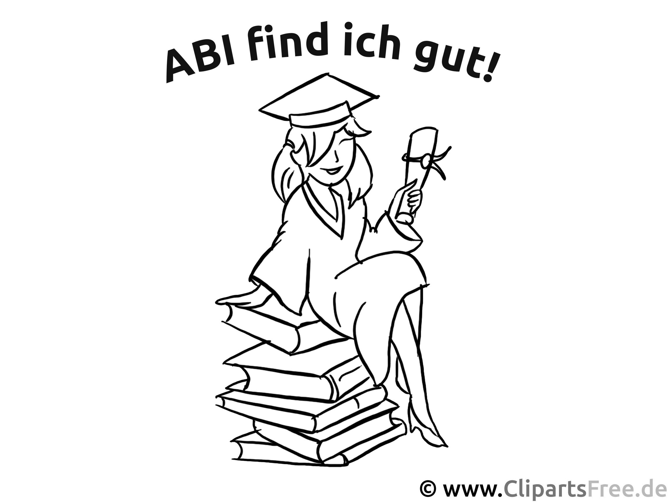 Plakatbilder Abitur
