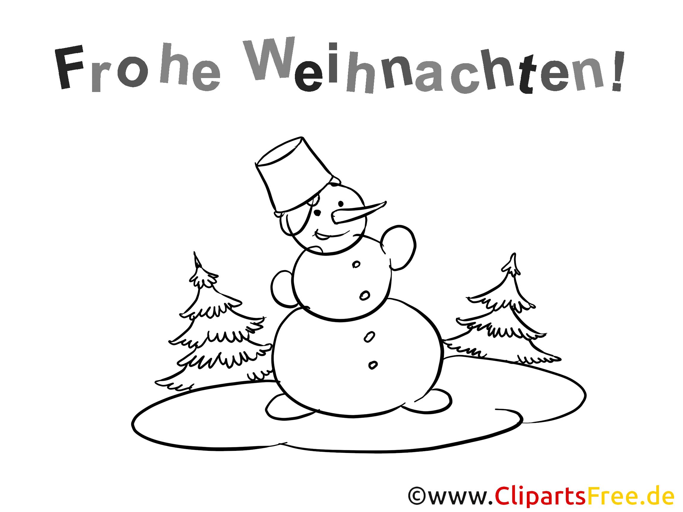 ausmalbild schneemann frohe weihnachten