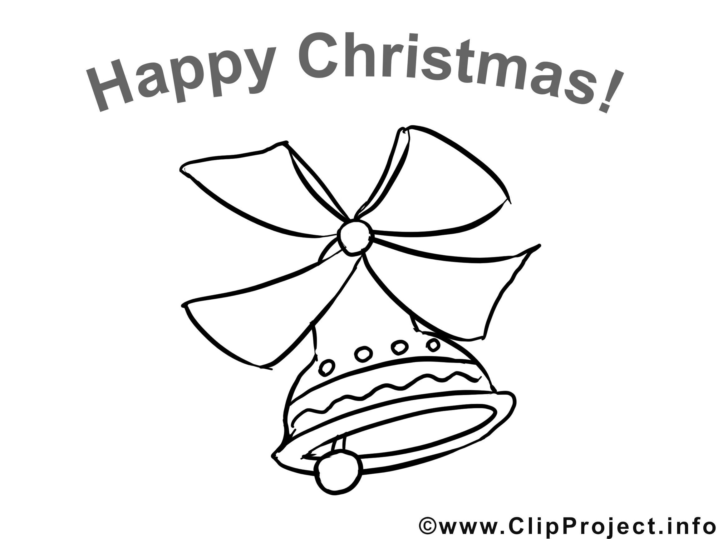 Jingle Bells Coloring Page for free