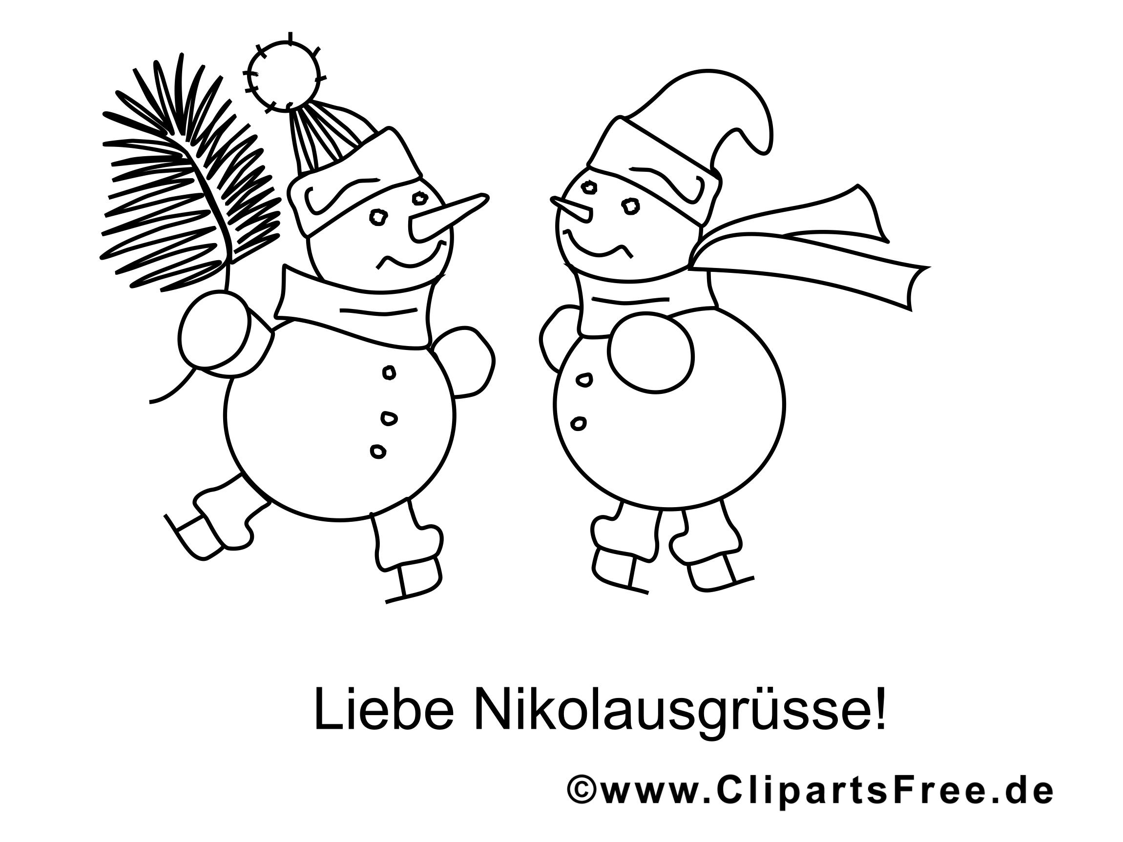schneemann winter ausmalbilder für kinder kostenlos ausdrucken