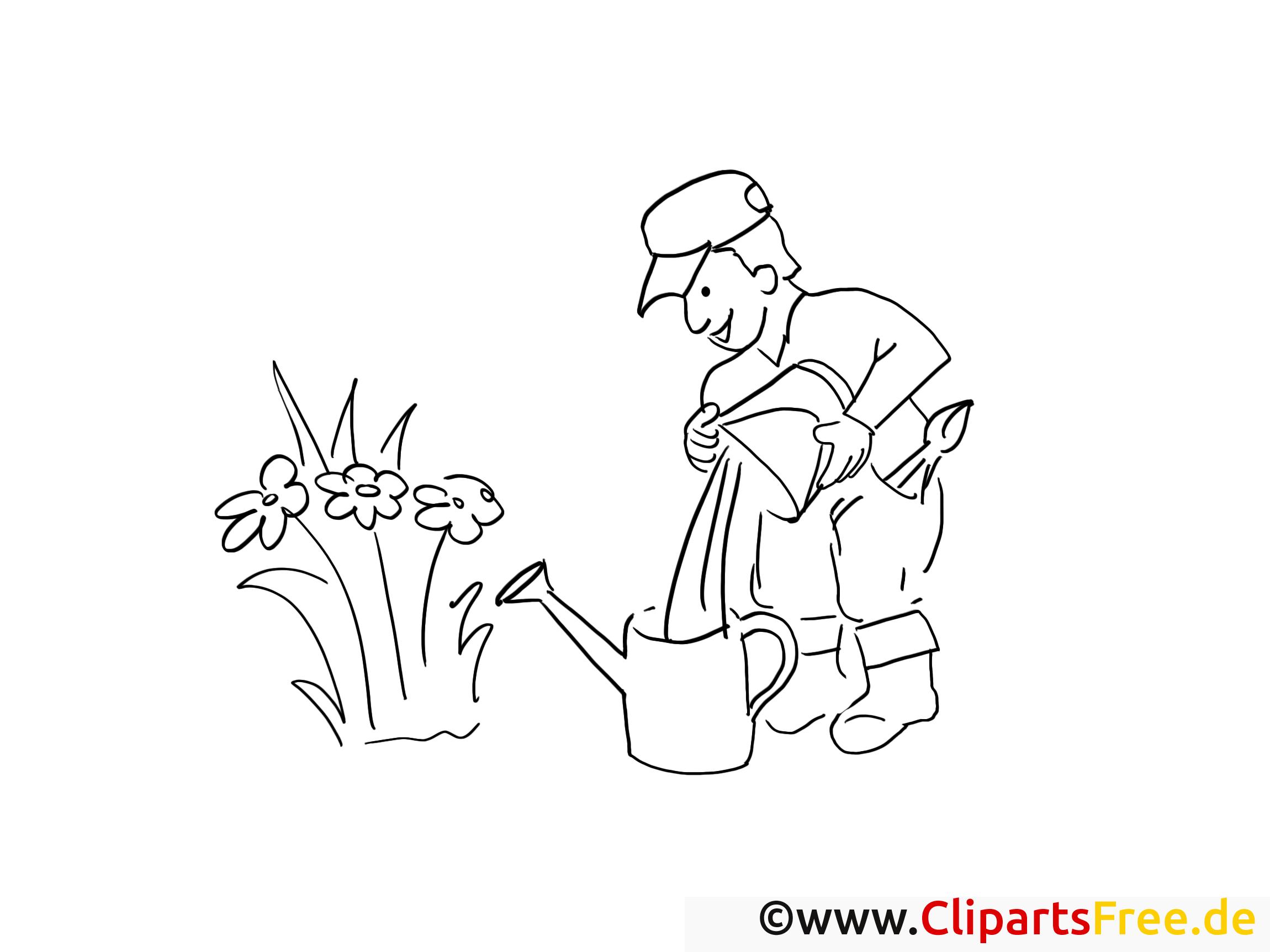 Arbeit auf dem Bauernhof - Ausmalbilder zum Ausdrucken