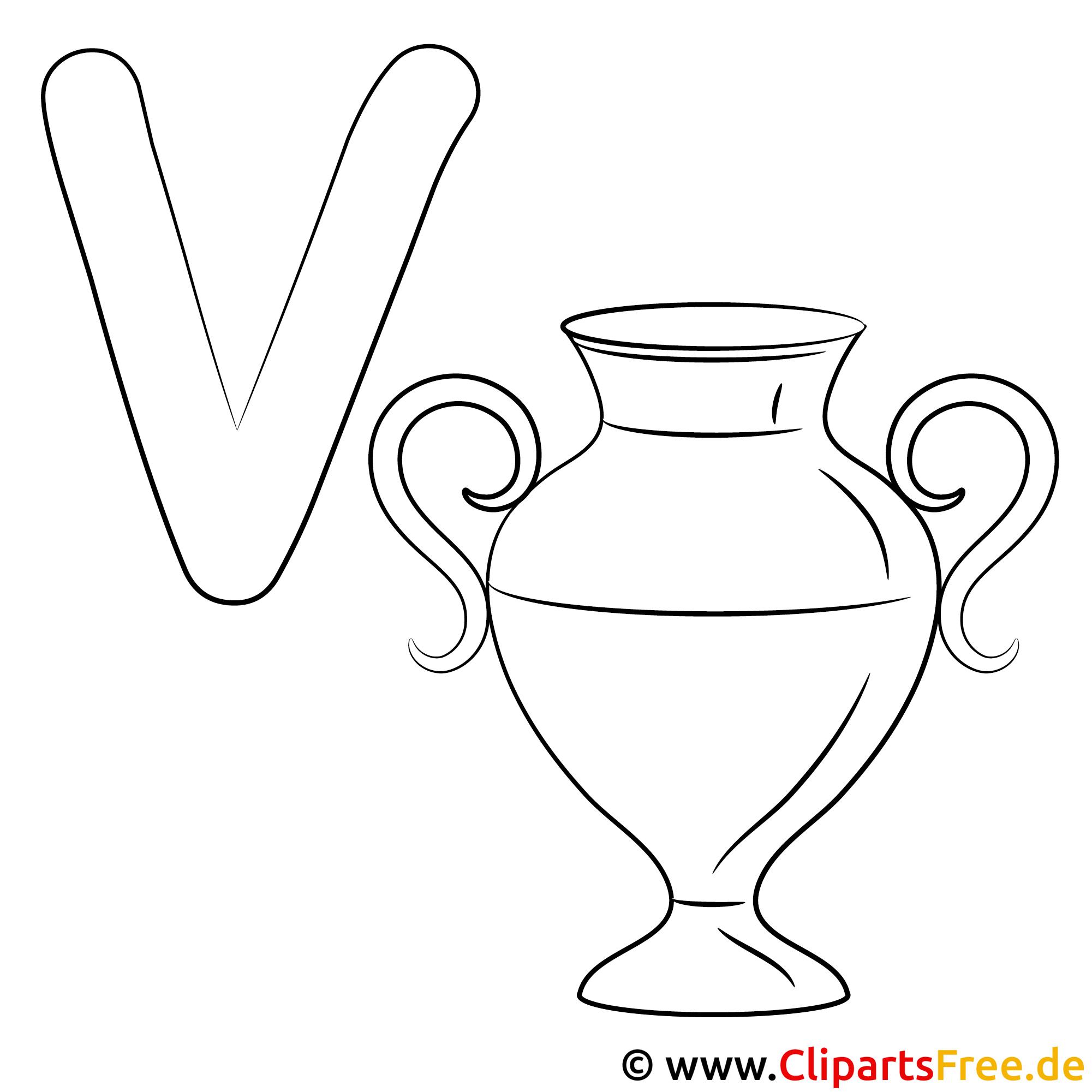Vasa - Englisch Abc
