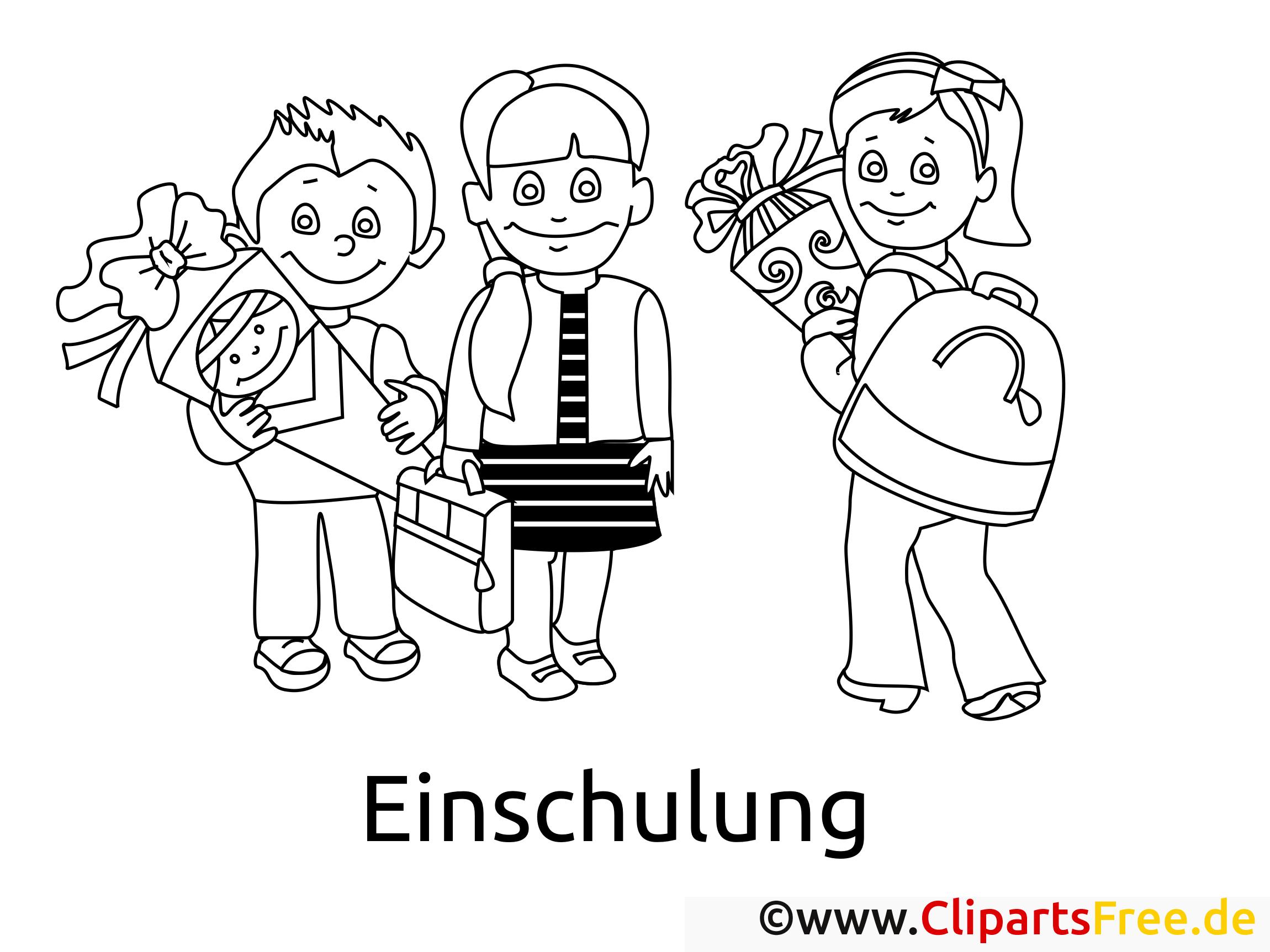 Kinderbilder zum Ausmalen