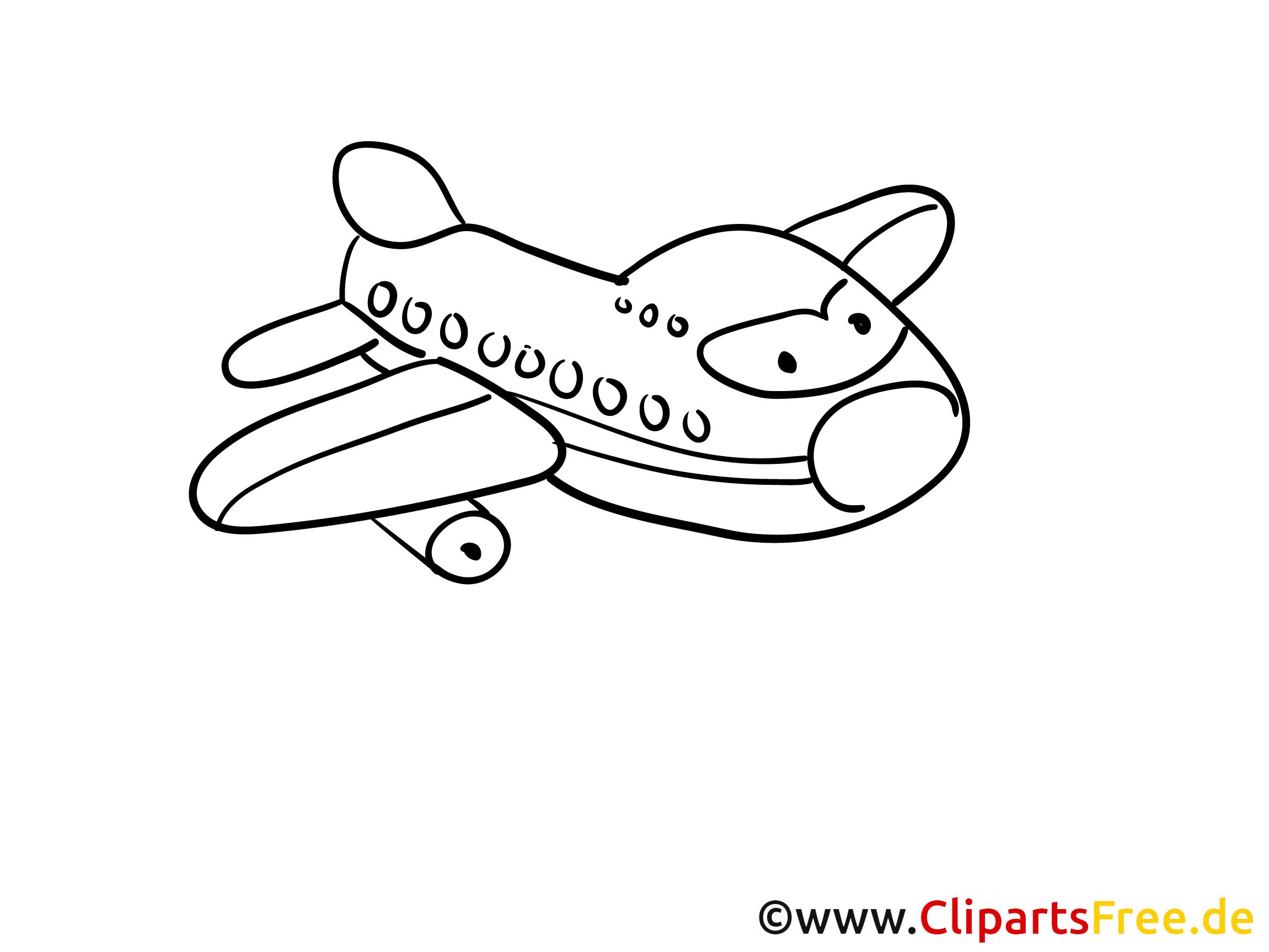 himmel passagierflugzeug malvorlagen flugzeuge und transport