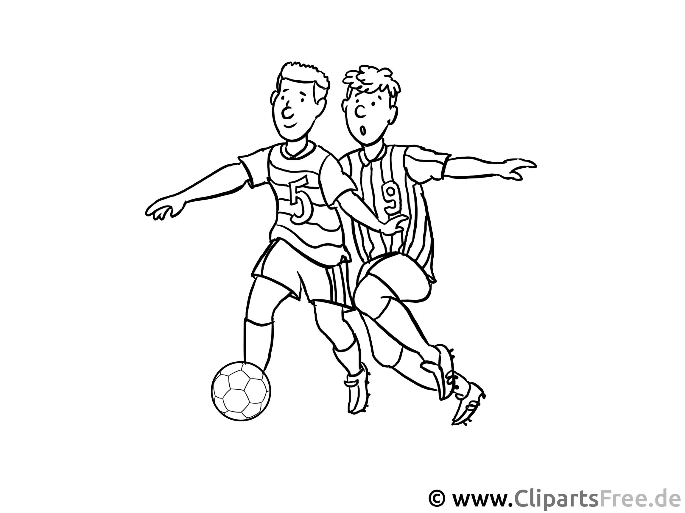 fußball ausmalbilder  ausmalbilder fußball9