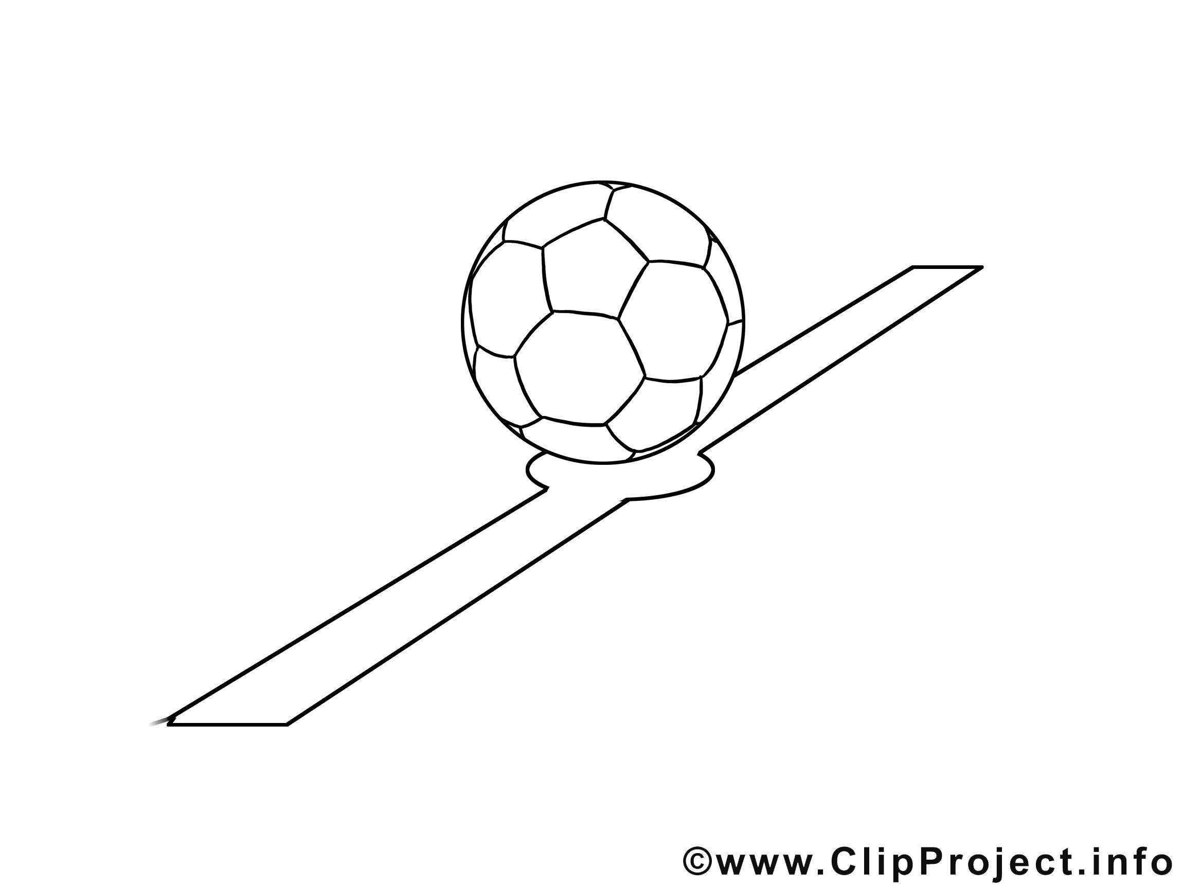 fussball an linie  kostenlose malvorlagen ausmalbilder