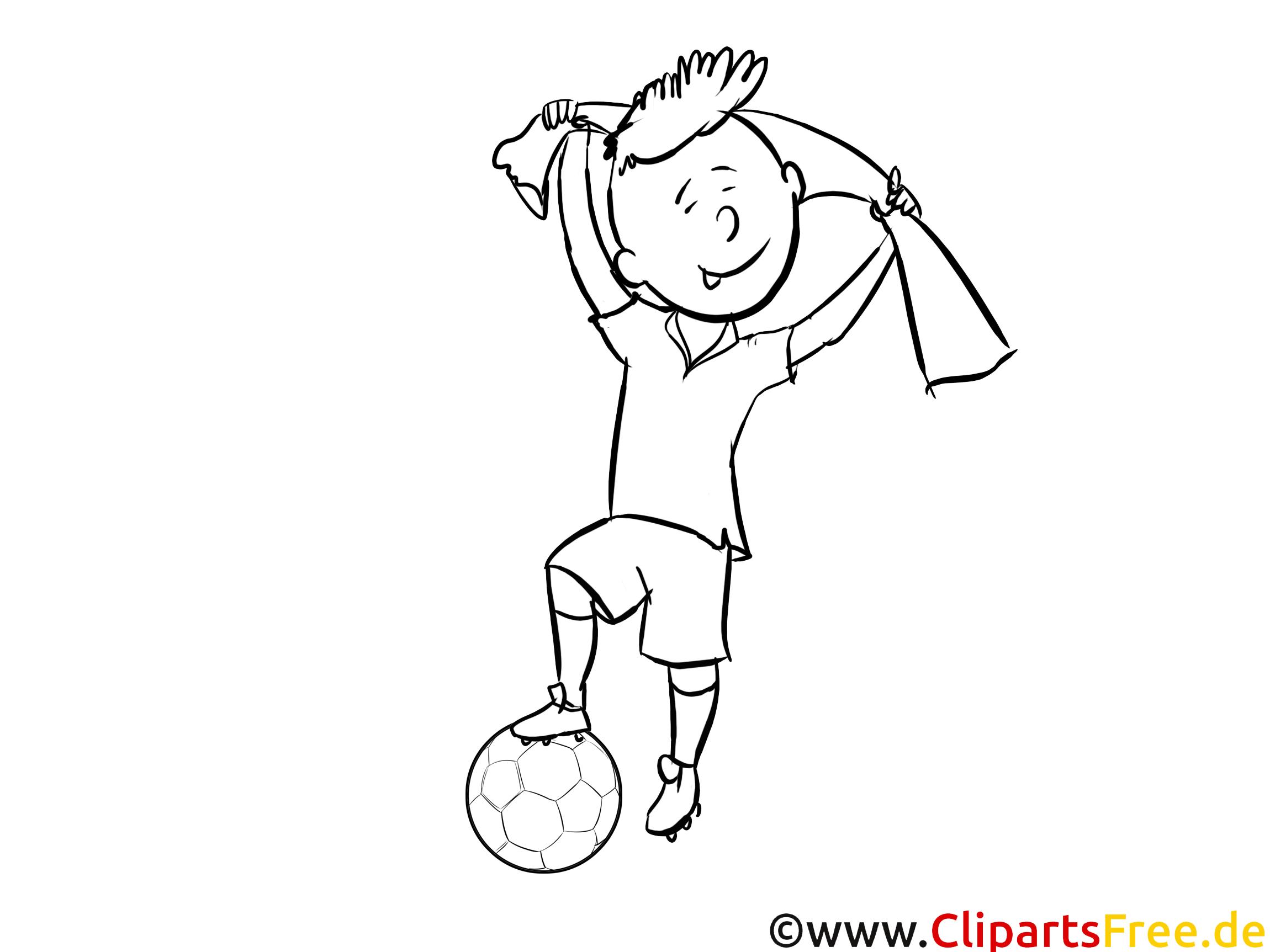 gewinner fußball ausmalbilder und malvorlagen zum ausmalen