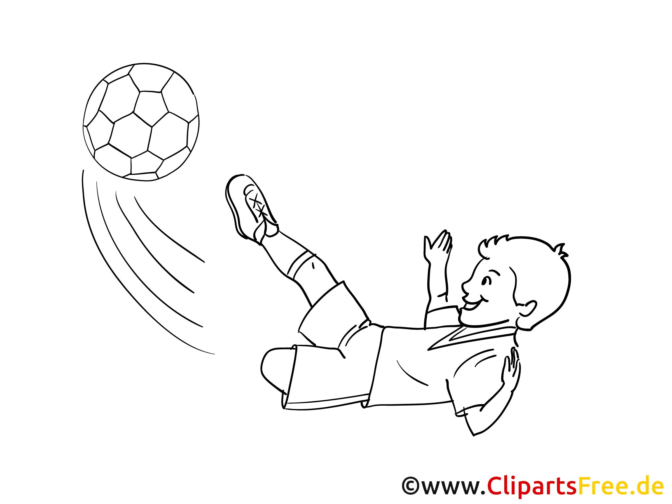 Malvorlage Fussball Weltmeisterschaft und Europameisterschaft