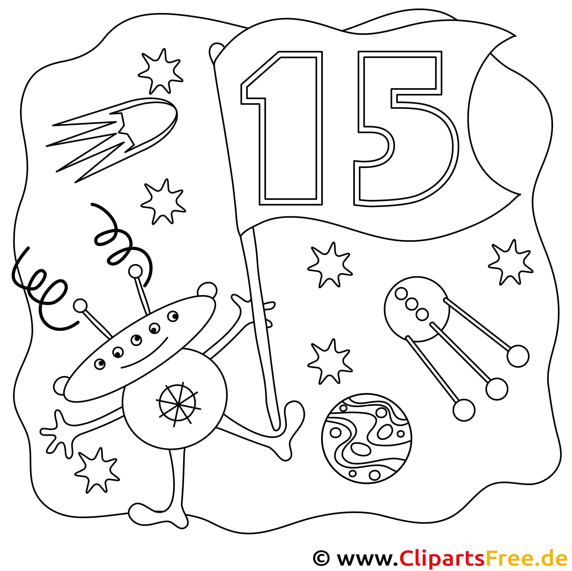 Ufo Malvorlage - Malvorlagen PDF für Kindergartenkinder