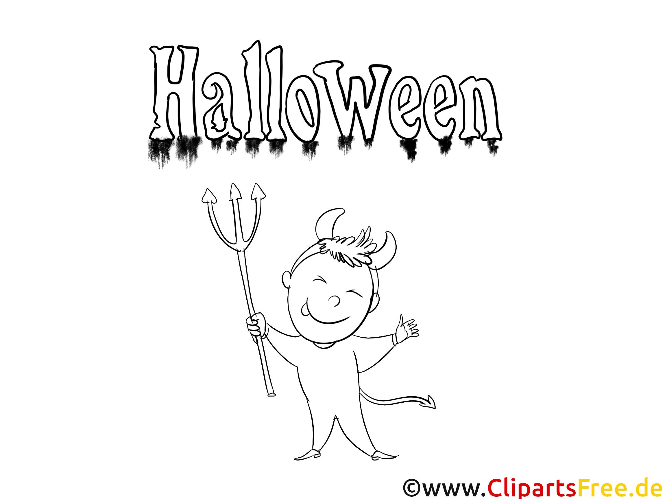Halloween Malen Vorlagen