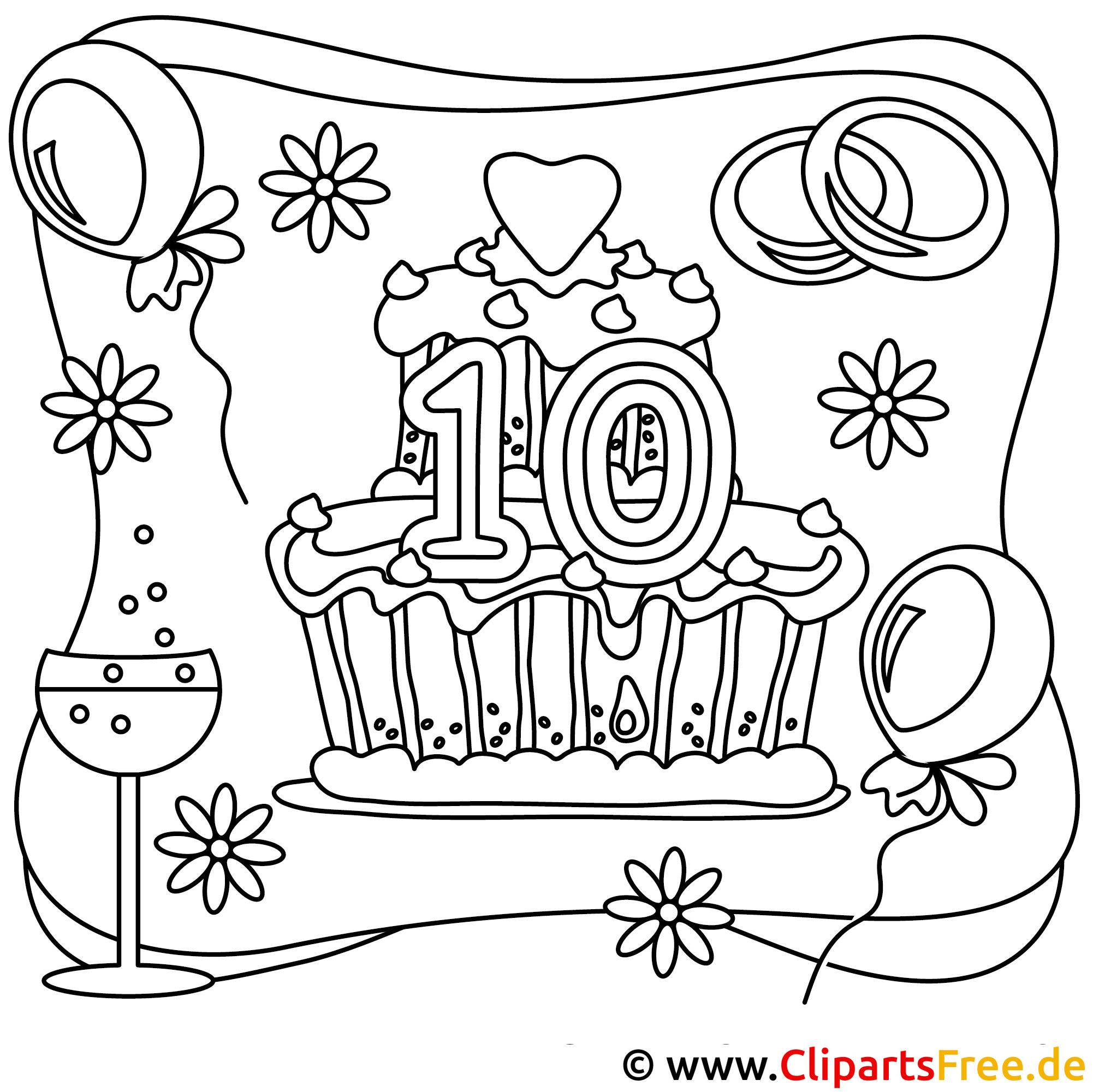 Kuchen fuer Kindergeburtstag