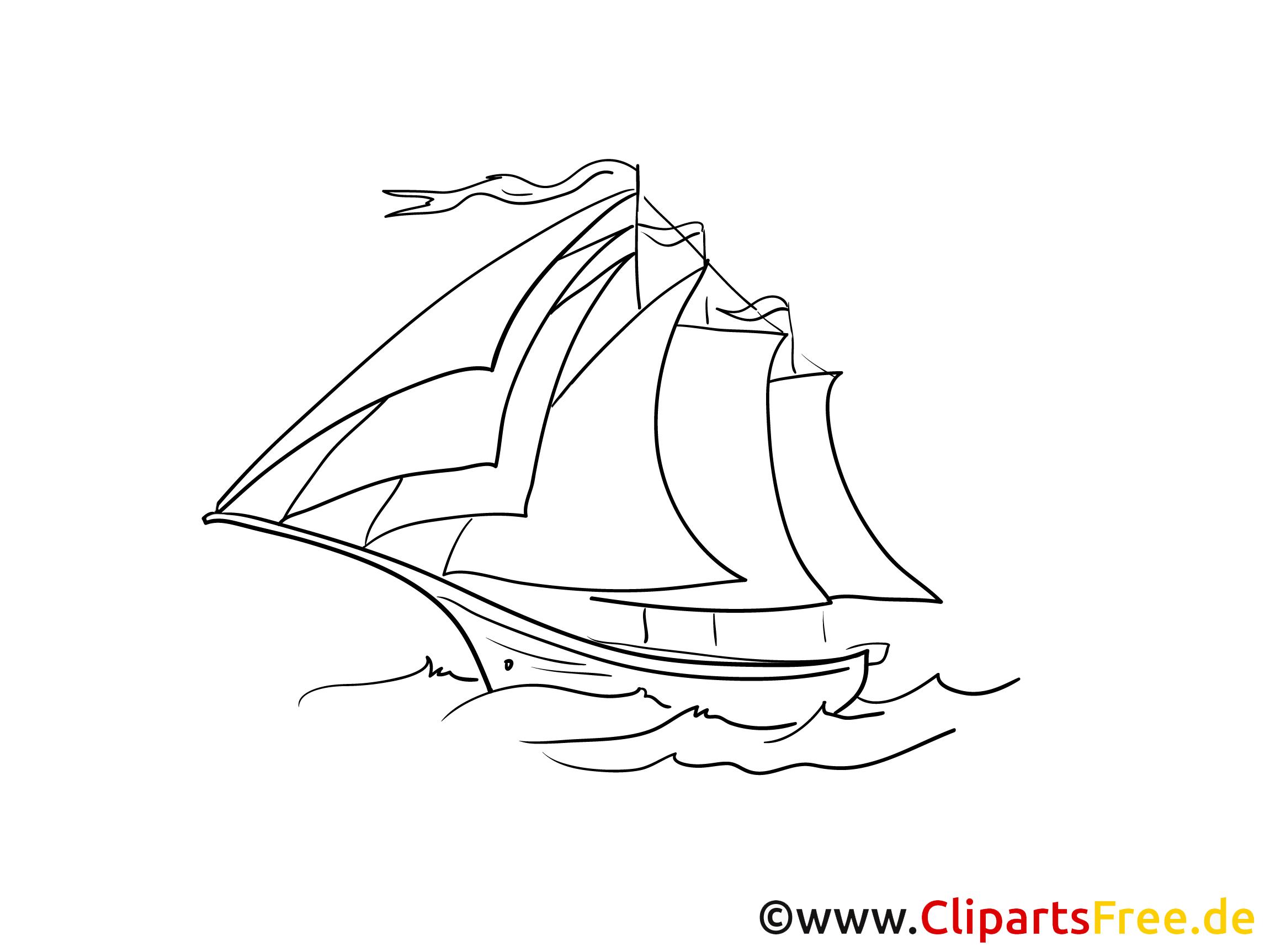 fischerboot wellen malvorlagen schiffe und boote