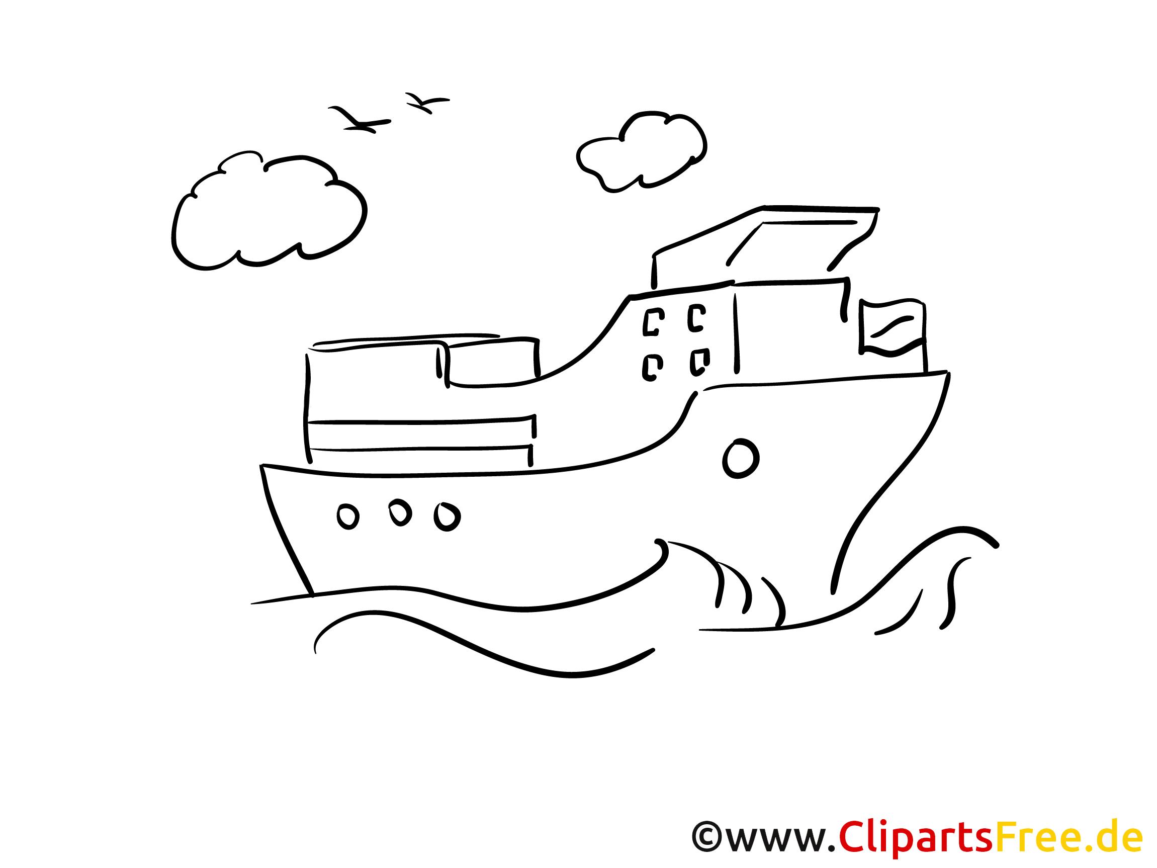 wolken schiff malvorlagen schiffe und boote