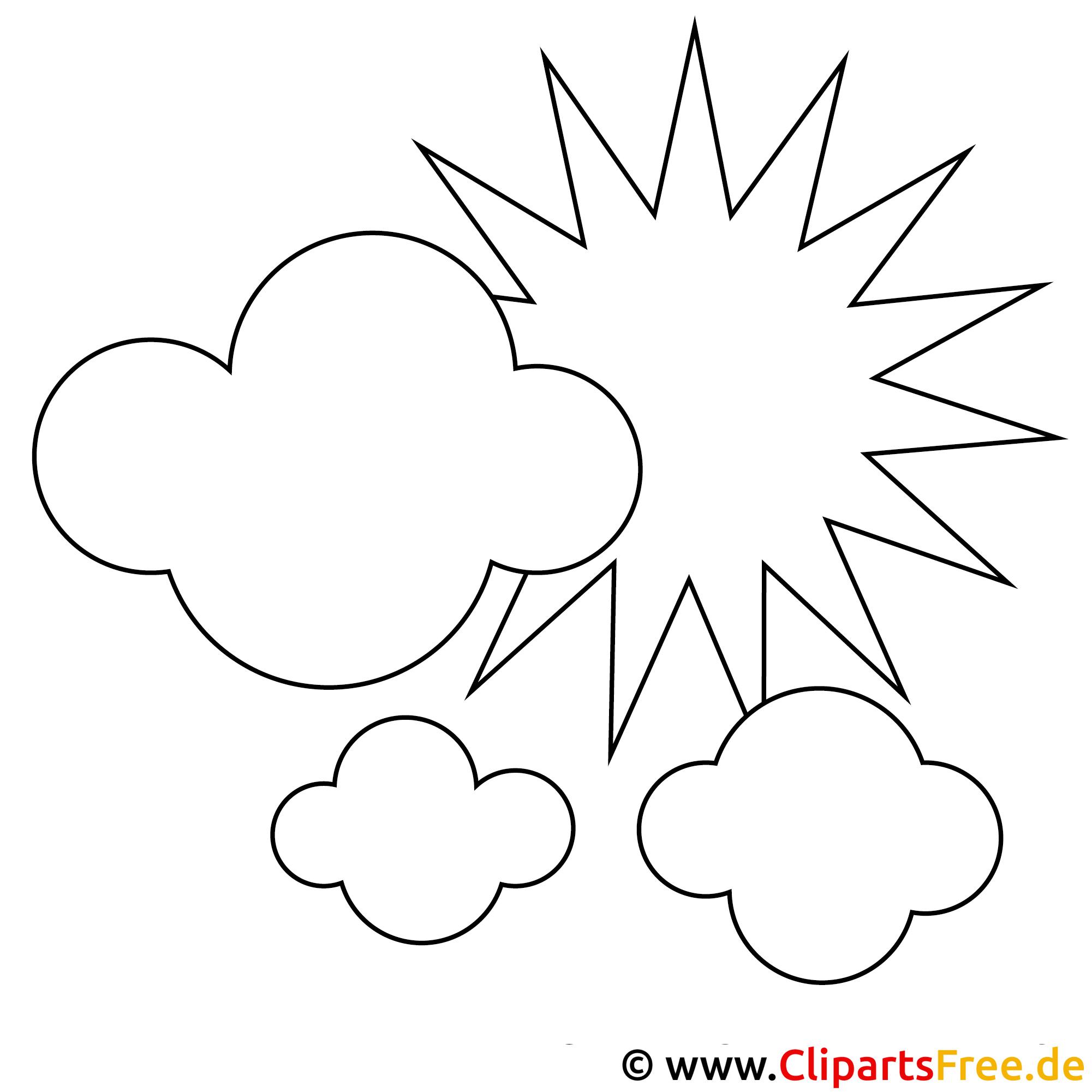 35 wolken zum ausmalen  besten bilder von ausmalbilder