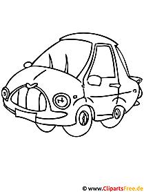 Autos Ausmalbilder