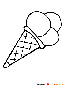 Eis Malvorlage - Malvorlagen Essen