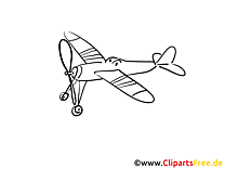 Himmel Kämpfer Ausmalbilder Technik und Aviation