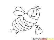 44+ insekten ausmalbilder kostenlos zum ausdrucken