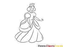Ausmalbilder Eiskönigin zum Ausmalen kostenlos
