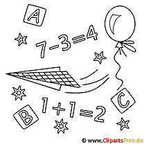 Kunstunterricht Grundschule - Malvorlagen