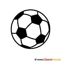 Fussball Malvorlage