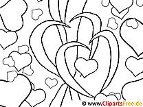 valentinstag malvorlagen kostenlos zum ausdrucken