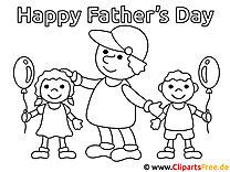 Ein Geschenk für den Papa zum Vatertag