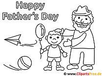 Frei Vatertag Malvorlagen Downloaden